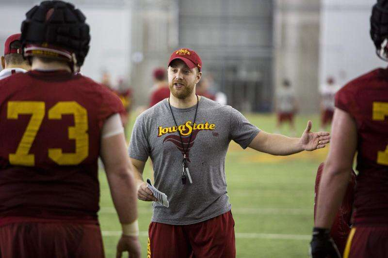 Tom Manning believes focus on fundamentals will lead to better Iowa State offense in 2021