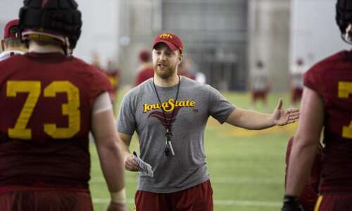 Tom Manning believes Iowa State's offense can be even better