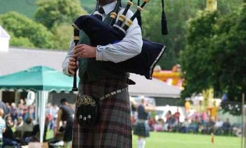 Book fest reminds Iowans of Scottish heritage