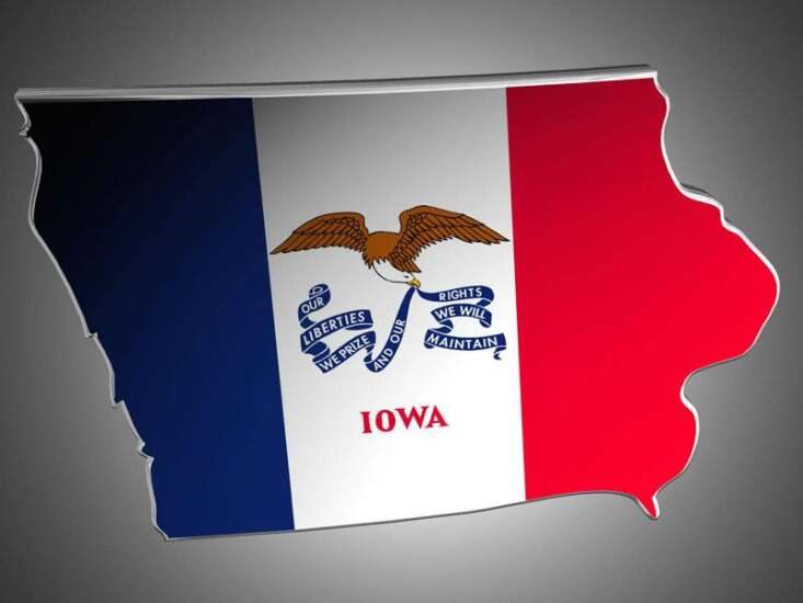 Iowa 6th in nation for share of kids in foster care