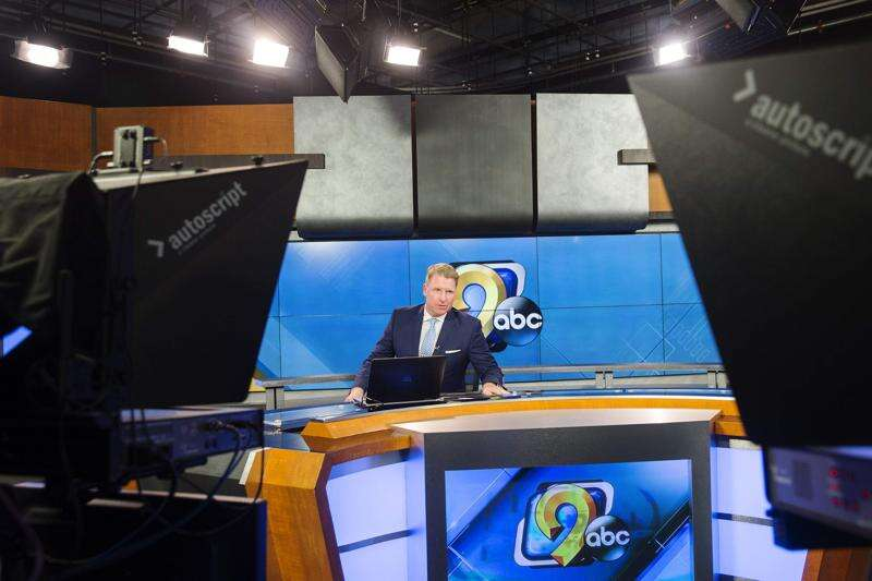 KCRG's Chris Earl shifting from morning to evening newscasts on Monday