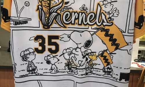 Atlanta man attends Cedar Rapids Kernels' Snoopy Night game to…