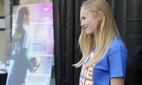 Review: 'The Miracle Season' tells emotional story of Caroline Found…