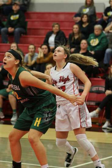 City High girls' basketball team is young, talented