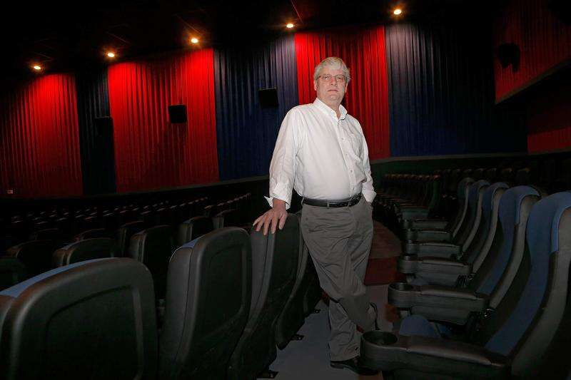 Iowa movie theaters eligible for grants of up to $10,000 per screen