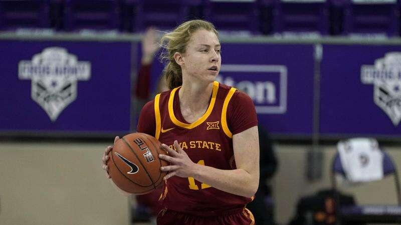 Emily Ryan thriving as freshman point guard for Iowa State women's basketball