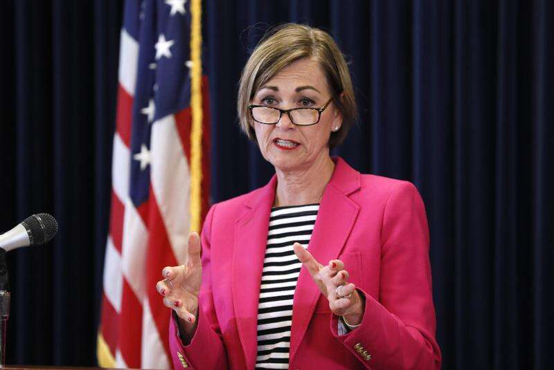 Iowa's coronavirus cases on the rise again