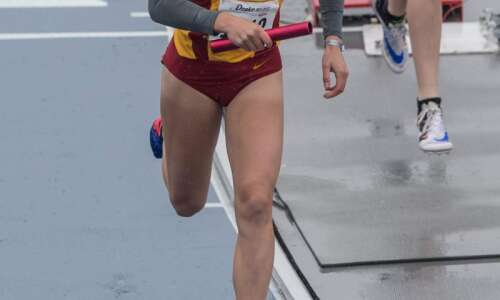 Iowa State's Jasmine Staebler vying for second NCAA Championship berth