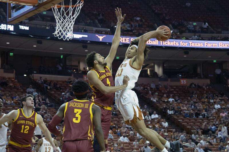 Iowa State men's basketball: George Conditt approaching game with new mindset