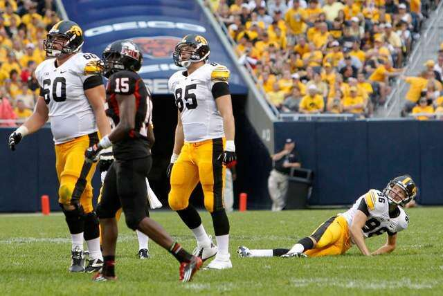 Hlas column: Maybe the only expectation that came true for Hawkeyes was the victory