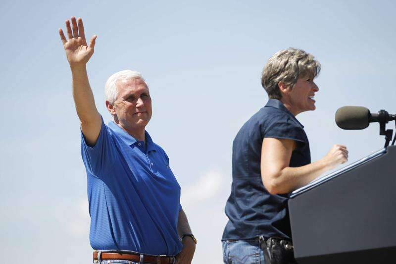Mike Pence to visit Iowa in July