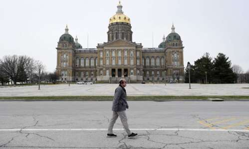 Bracing for COVID-19's Iowa budget hit