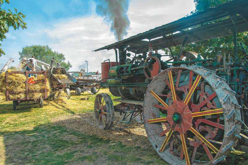 Explore: Mount Pleasant preserves farming culture, history