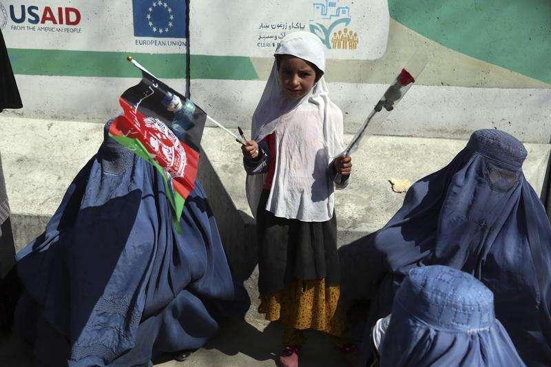 Marion professor teaching in Kabul sees hope in Afghanistan