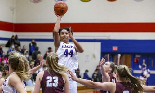 Girls' state basketball notes: Cedar Rapids Metro is a no-show…