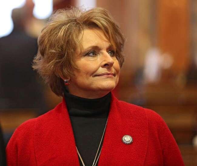Upmeyer named first female Iowa House speaker