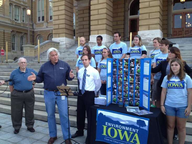 Most believe reducing nutrients in Iowa's drinking water will take decades