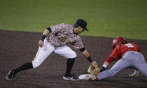 Iowa-Nebraska Big Ten baseball tournament game postponed