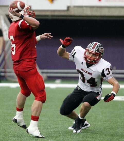 No crying in linebacking — Bo Bower's return