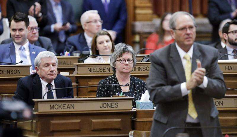 Iowa lawmakers say 'life amendment' on track to be on ballot