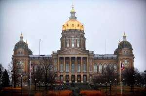 Iowa Democrats warn GOP tax relief plan could defund the police