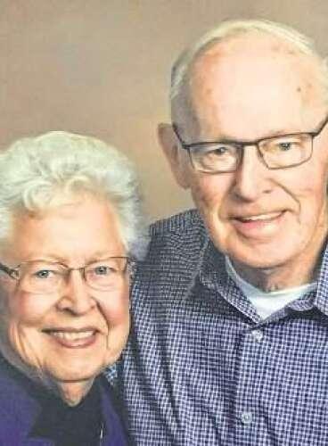 Bendixen 60th Wedding Anniversary