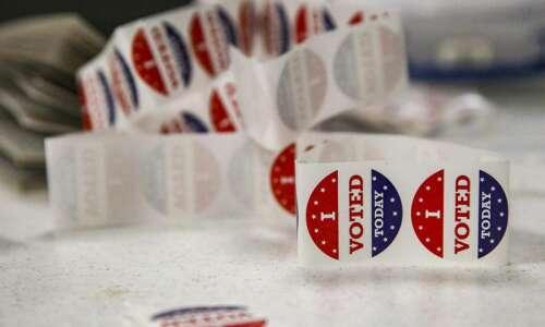 Iowa sets voter registration record