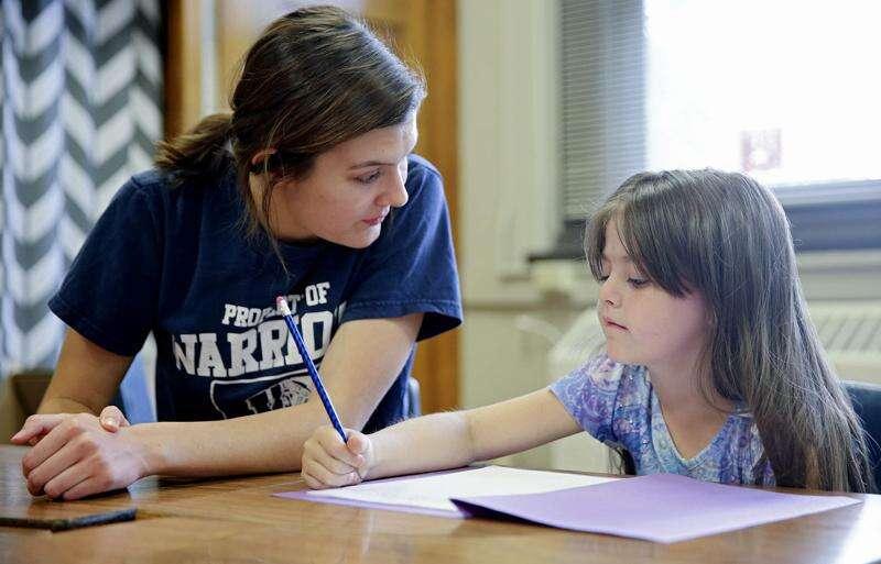 Earliest 'Kids on Course' learners heading to high school