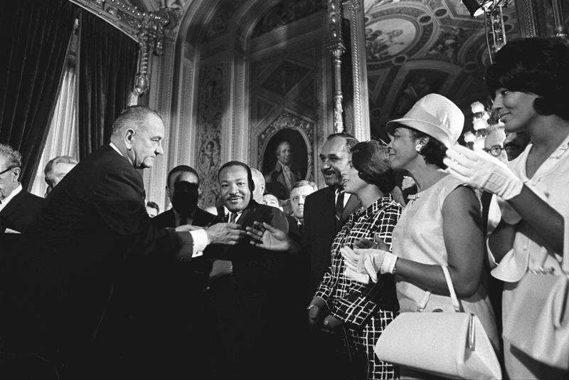 A timeline of voting rights in the United States