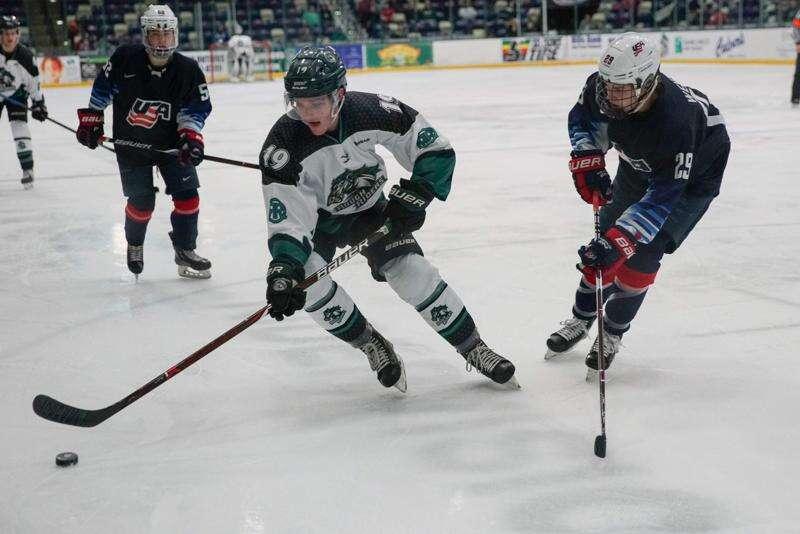 Cedar Rapids RoughRiders drop Game 1 at Chicago