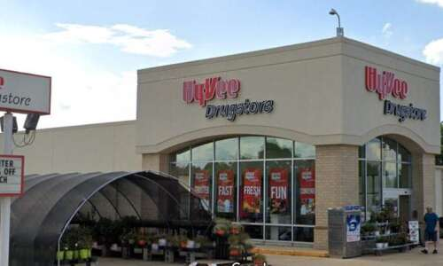 Marion Hy-Vee Drugstore permanently closed due to derecho damage