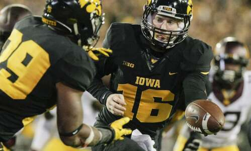 What Iowa's 90-yard drives tell you about the other team…