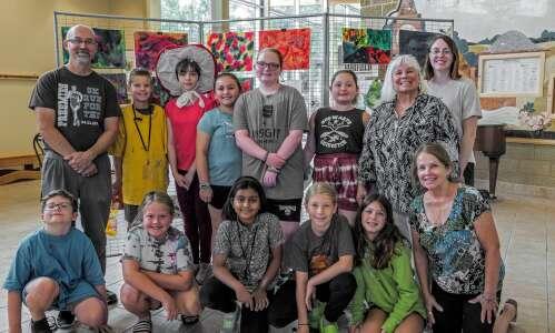 Fairfield Art Association holds summer camp
