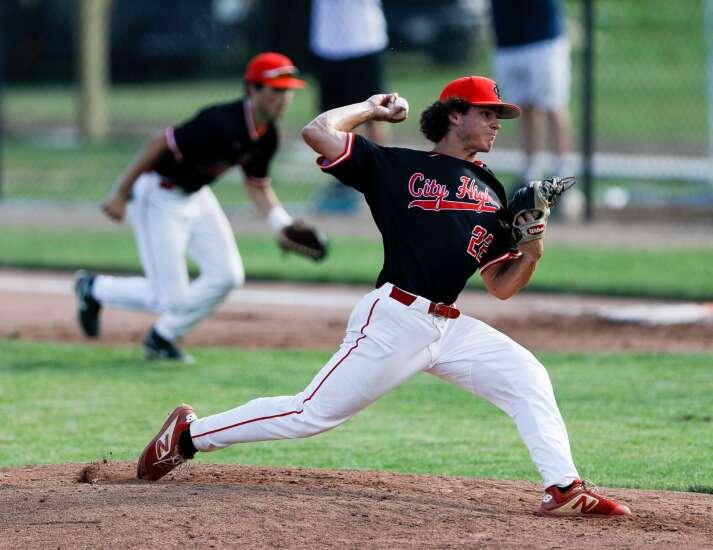 Photos: Cedar Rapids Prairie vs. Iowa City High, Iowa high school baseball