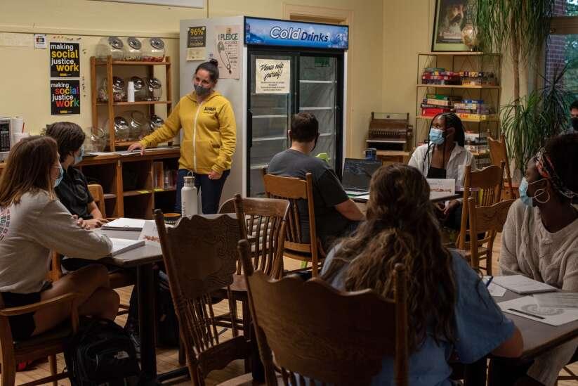 Wild Bill's Coffee Shop in Iowa City drops coffee, keeps mission