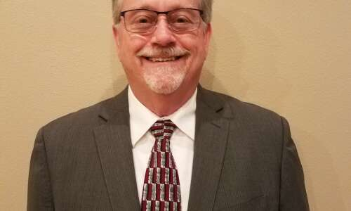 Steve Dodson, candidate for Hiawatha City Council at-large