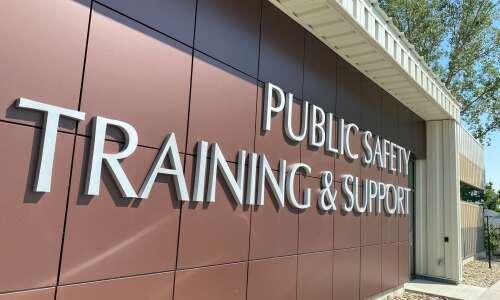 Hiawatha's new Public Safety Training Facility complete