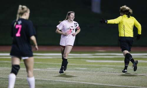 Linn-Mar girls' soccer picks up where it left off after…