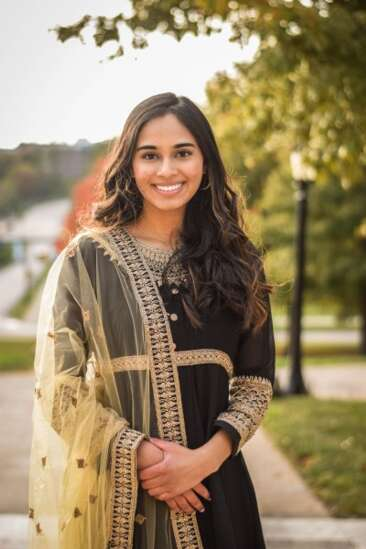 After a lifetime in Iowa, UI student dreams of staying in United States