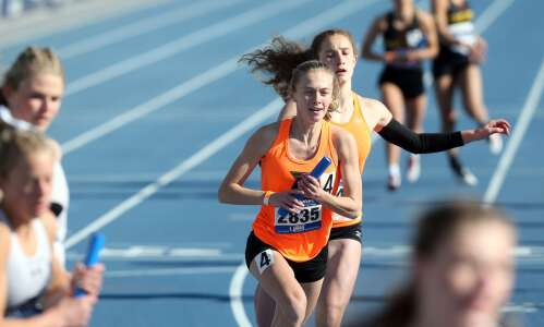 PHOTOS: Drake Relays - Thursday
