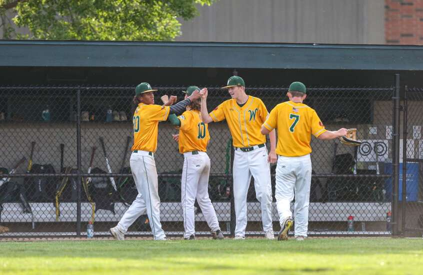 Iowa City West baseball earns sweep over Cedar Rapids Prairie