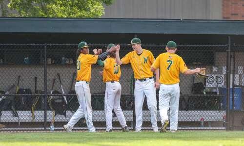 Iowa City West baseball sweeps Cedar Rapids Prairie