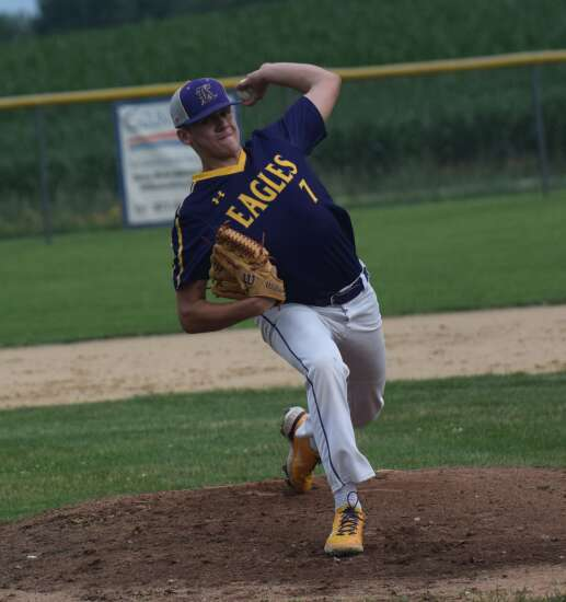 Eagles fly past Tri-County for baseball win