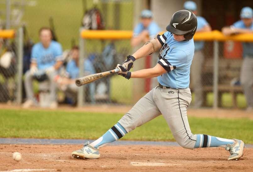 Extra-inning outburst leads Cedar Rapids Jefferson past Washington