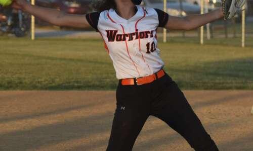 Van Buren County loses softball game to No. 4 WBND