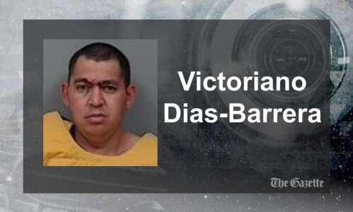 Victim identified in Cedar Rapids hotel room stabbing
