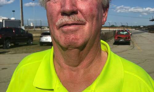 Meet the Cedar Rapids native who watches over Hawkeye Downs