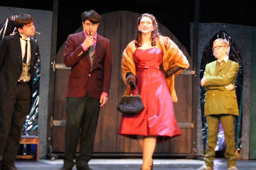 Fairfield to perform 'Clue' murder mystery this weekend