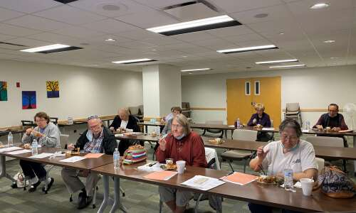 HCHC holds diabetes cooking class