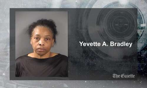 Police: During Coralville bank robbery, woman threatened to kill teller